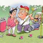 """トランプ大統領来日、当日に日米首脳""""ゴルフ会談""""その狙いと成果は?"""