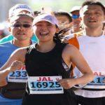 真央さん、初マラソン完走で笑顔「80点の出来」ここからがスタート!