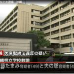 斉藤たまみ、聡容疑者の顔画像やSNSは?動機、学校の特定か!自宅で大麻栽培、教員の妻と夫逮捕